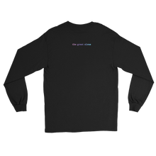 Load image into Gallery viewer, 'The Great Alone' Long Sleeve Shirt (Black) + Digital Album