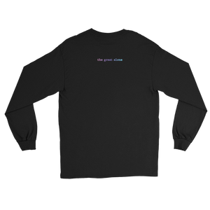 'The Great Alone' Long Sleeve Shirt (Black) + Digital Album