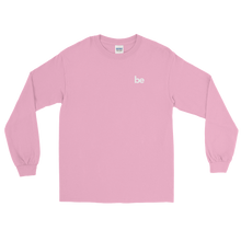 Load image into Gallery viewer, 'be' Long Sleeve Shirt (Pink) + Digital Album