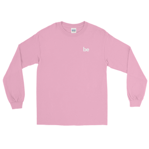 'be' Long Sleeve Shirt (Pink) + Digital Album