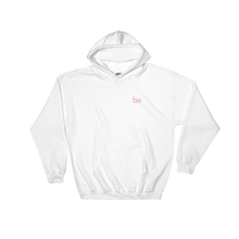 Load image into Gallery viewer, 'be' Hoodie (White) + Digital Album