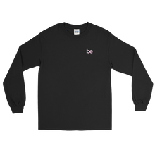 Load image into Gallery viewer, 'be' Long Sleeve Shirt (Black) + Digital Album