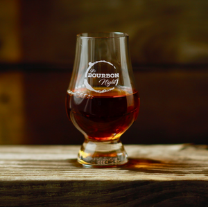 It's Bourbon Night Glencairns - Set of 4