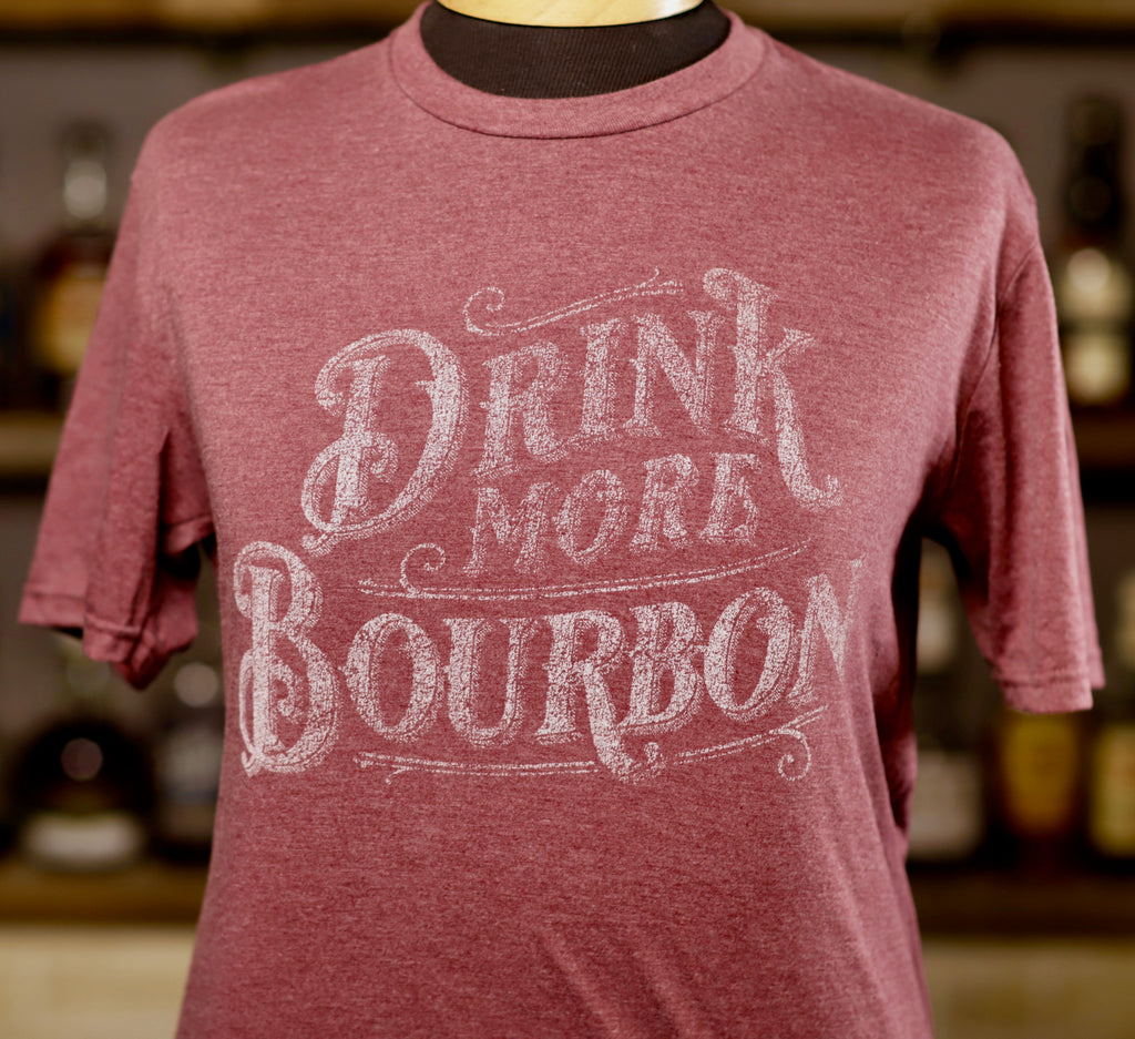 Drink More Bourbon T-shirt