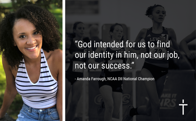 What a National Title Taught Me About My Identity - by Amanda Farrough