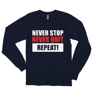 NSNQR Long Sleeve T-Shirt