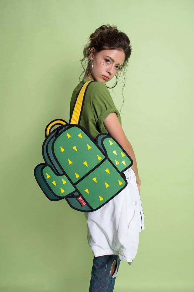 Catcus Backpack (Limited Edition)