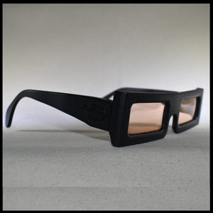 men's black sunglass frames