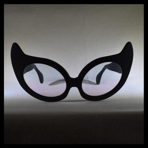 Nouvelle Chicane Cat Eye Fashion Sunglasses Front View