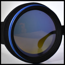 Load image into Gallery viewer, blue colored o-ring sunglass