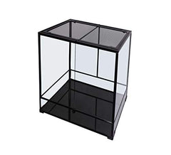 : Carolina Custom Cages Terrarium, Extra-Tall Large 36 L x 18 D x 36 H - Mia's Pet Supply