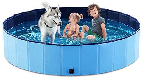 Jasonwell Foldable Dog Pet Bath Pool - Mia's Pet Supply