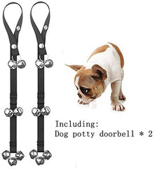 Solredo Dog Doorbells Premium Quality Training Potty Great Dog Bells - Mia's Pet Supply