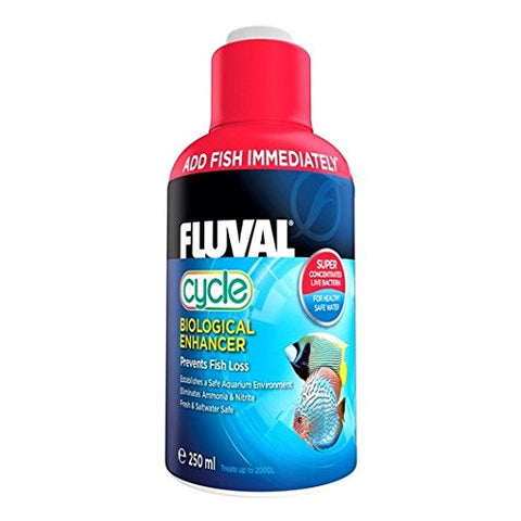 : Fluval Biological Enhancer for Aquarium - Mia's Pet Supply