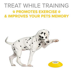 Arf Pets Dog Treat Dispenser - Dog Puzzle Memory Training Activity Toy - - Mia's Pet Supply