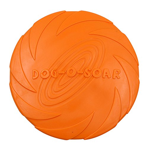 : Dog Frisbee Toy, - Mia's Pet Supply