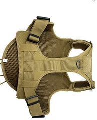 ALBCORP Tactical Dog Vest Harness - Mia's Pet Supply