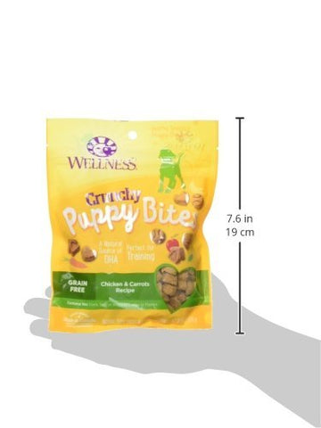 : Wellness Puppy Bites Natural Grain Free Puppy Training Treats : Pet Supplies - Mia's Pet Supply