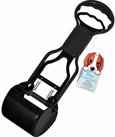 PPOGOO Non-Breakable Pet Pooper Scooper for Dogs and Cats