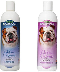 :  Bio-groom Natural Oatmeal Shampoo - Mia's Pet Supply
