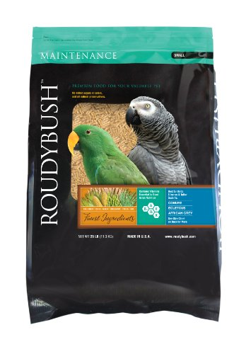 : RoudyBush Daily Maintenance Bird Food - Mia's Pet Supply
