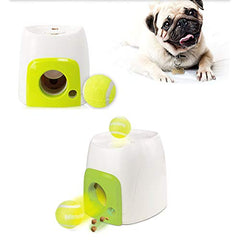 Ball Launcher Dog Toy, Tennis Ball Throwing Machine for Dogs for Training - Mia's Pet Supply
