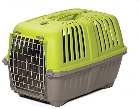 Pet Carrier: Hard-Sided Dog Carrier, Cat Carrier, Small Animal Carrier