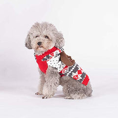 kyeese Holiday Dog Sweater Hoodie - Mia's Pet Supply