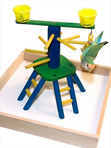 : Acrobird TPB 14 Pyramid Pet Toy : Bird Perches : ** - Mia's Pet Supply