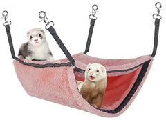 EONMIR Small Animal Sponge Double Hammock - Mia's Pet Supply