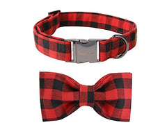 Pet Soft & Comfy Bowtie Dog  And Cat Collar - Mia's Pet Supply