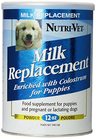 : Nutri-Vet Milk Replacement For Puppies, 12-Ounce : Canned Wet Pet Food : - Mia's Pet Supply