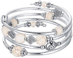 Fashion Bohemian Jewelry Multilayer Charm Bracelet - Mia's Pet Supply