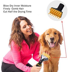 Free Paws Pet Dryer for Dog Cat Hair Blower, - Mia's Pet Supply