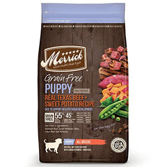 : Merrick Grain Free Dry Puppy Food Recipes - Mia's Pet Supply