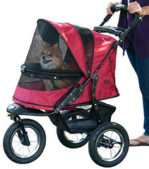 Pet Gear No-Zip Jogger Pet Stroller for Cats/Dogs - Mia's Pet Supply