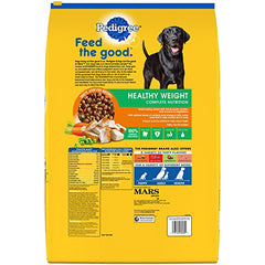 : Pedigree Healthy Adult Dry Dog Food Roasted Chicken & Vegetable Flavor - Mia's Pet Supply