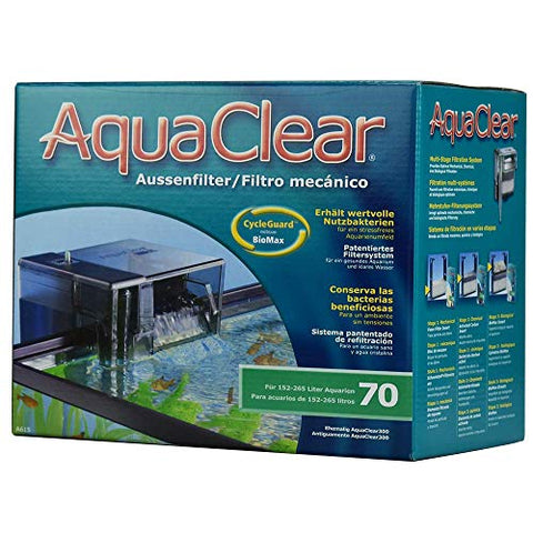 : AquaClear Aquarium Power Filter - Mia's Pet Supply