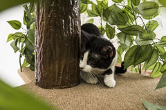 : Cat Condo Furniture, Tree House Tower - Mia's Pet Supply