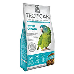 : Tropican Lifetime Maintenance Parrot Granules - Mia's Pet Supply