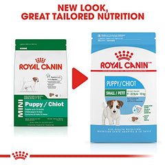 : Royal Canin Size Health Nutrition Small Puppy Dry Dog Food, 2.5 Lb: - Mia's Pet Supply