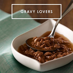: Purina Fancy Feast Gravy Lovers Poultry & Beef Feast Collection - Mia's Pet Supply