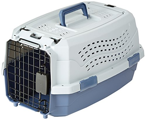 19-Inch Two-Door Top-Load Pet Kennel - Mia's Pet Supply