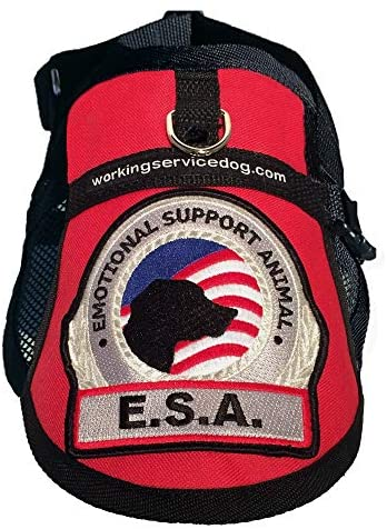 Premium Small Emotional Support Dog vest - Mia's Pet Supply