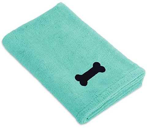 dog bath towel