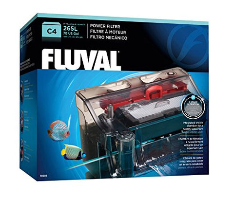 : Fluval  Power Aquarium Filter - Mia's Pet Supply