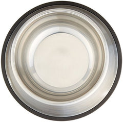 Pet Supplies :  Stainless Steel Dog Bowl - Set of 2 : - Mia's Pet Supply