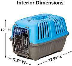 Pet Carrier: Hard-Sided Dog Carrier, Cat Carrier, Small Animal Carrier - Mia's Pet Supply