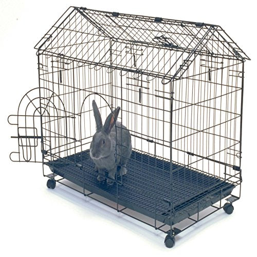 ": Kennel-Aire ""A Frame Bunny House - Mia's Pet Supply"