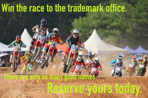 File your trademark fast to secure protection